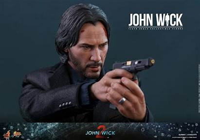 Wick John Figure Toys Scale Chapter Sixth