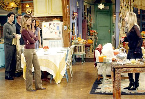 Friends' 10 Thanksgiving Episodes Ranked From Worst To Best