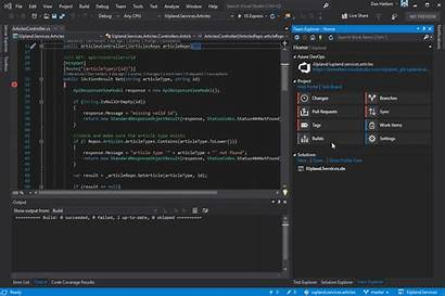 Azure Visual Studio Devops Hub Experience Microsoft