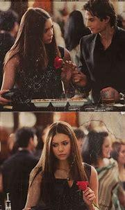 Do you love Elena or Damon ? | Delena, Growing old ...
