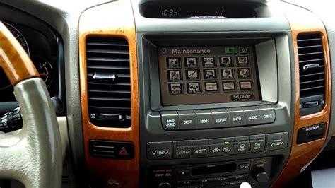 lexus gx navigation audio review youtube