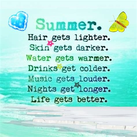 summer quotes and sayings cute summer quotes and sayings quotesgram