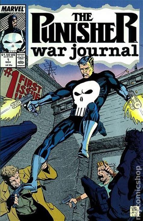 Punisher War Journal (1988 1st Series) Comic Books