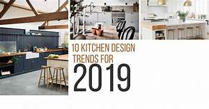 10 Kitchen Design Trends For 2019