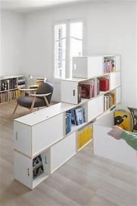 Raumteiler Mit Rückwand : regale als raumteiler brickbox regale modulare bibliotheken ~ Sanjose-hotels-ca.com Haus und Dekorationen