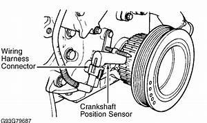 Where Is The Crankshaft Sensor And How Do I Replace It