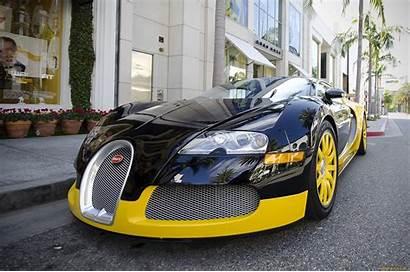 Bugatti Cars Luxury Veyron Wallpapers Yellow Thejigsawpuzzles