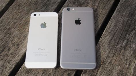 iphone 5s or 6 iphone 6 vs iphone 5s should you upgrade technology