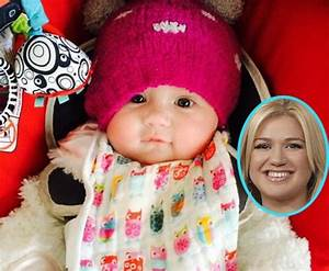 Kelly Clarkson: I Want to Squeeze Baby River's Little Cute ...