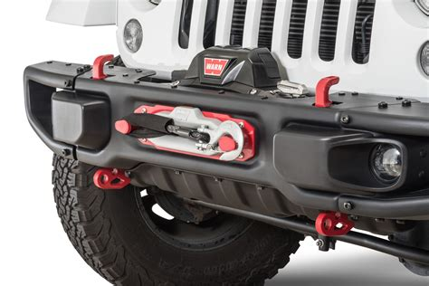 jeep winch bumper maximus 3 0400 014pv winch mount kit for 13 17 jeep