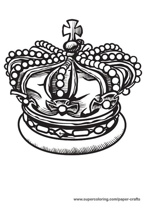 Crown Template For by King Crown Printable Template Free Printable Papercraft