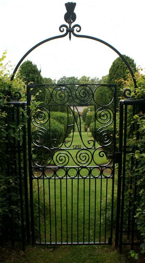wrought iron garden gates 17 best images about entrances on pinterest wrought iron entrance and gardens
