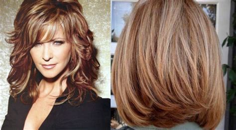 27 medium layered hairstyles for women feed inspiration