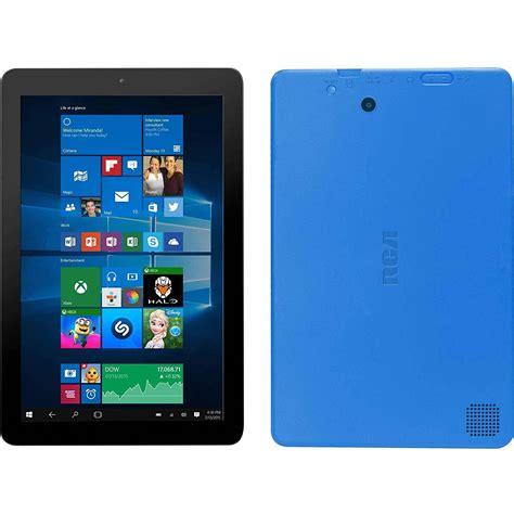 """RCA W101V2 B Cambio 101"""" 2in1 Tablet 32GB Intel Quad"""