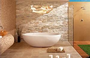 20 dashingly contemporary bathroom designs with exposed With carrelage adhesif salle de bain avec led pour spa