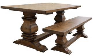 wooden kitchen furniture contemporary oak wooden combine with gray solid polished wood pedestal for dining table as well