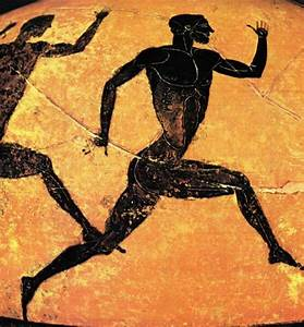 ancient olympics who participated