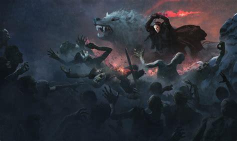 Game of Thrones Jon Snow Art
