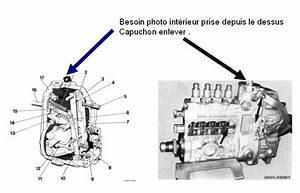 Reglage Pompe Injection Bosch : amorcage pompe injection 421 sur moteur ~ Gottalentnigeria.com Avis de Voitures