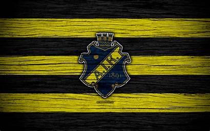 Aik Fc Football Sweden Allsvenskan Soccer 4k