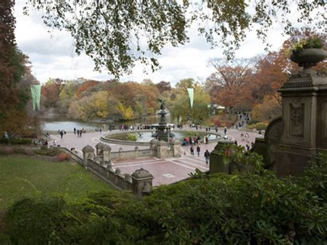 central park bethesda fountain attractions  central