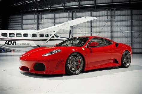 2011 Ferrari F430 Scuderia Novitec Airport Edition By Adv