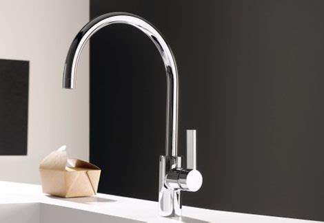 Dornbracht Kitchen Faucet   new Tara Ultra single lever