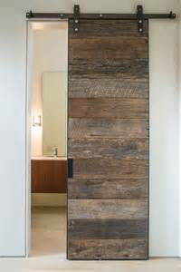 bathroom closet door ideas 20 awesome sliding doors with rustic accent home design and interior