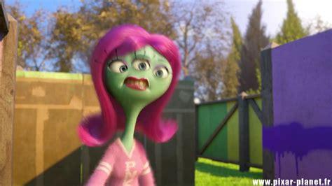Britney Davis, Personnage Dans « Monstres Academy