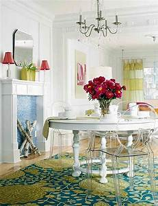 Dining room design round table for the incredible benefits for Dining room design round table