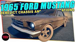 Need for Speed Payback Derelict Cars - 1965 FORD MUSTANG - Chassis Location & Parts - YouTube