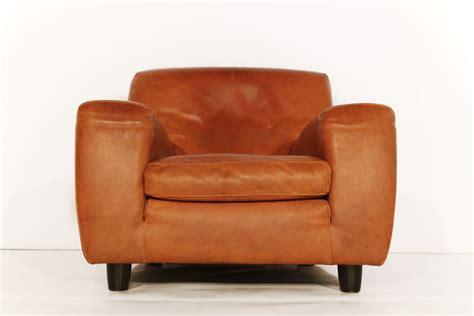 molinari fatboy 1 natuurlederen fauteuil