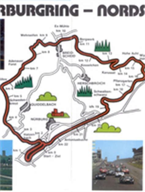Zwei jahre nach dem tod von niki lauda: Historie - Nürburgring