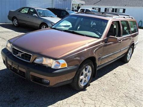 1998 Volvo V70 For Sale by 1998 Volvo V70 For Sale Carsforsale