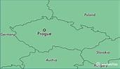 Where is Prague, The Czech Republic? / Prague, Praha Map ...