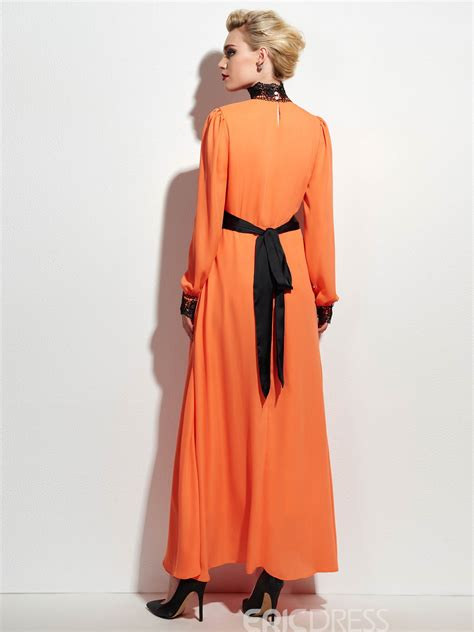 solid color maxi dresses ericdress prom solid color maxi dress 12001864 ericdress