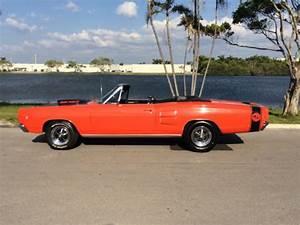1968 Dodge Coronet R  T Convertible 1 Of 88