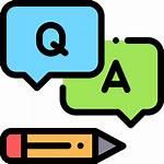 Qa Icon Icons Bitsat Flaticon Dls Associates