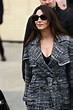 MONICA BELLUCCI Arrives at Chanel Show in Paris 03/05/2019 ...
