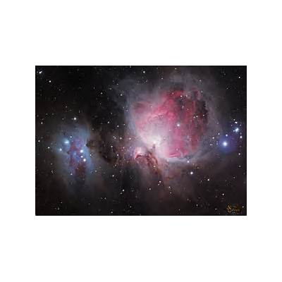 Orion Nebula Location images
