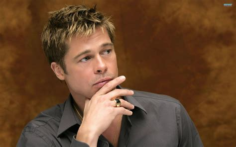 Brad Pitt Backgrounds by Brad Pitt Wallpapers Images Photos Pictures Backgrounds