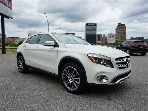 It includes 5 seats, has a mileage of 26,200km, and was first registered in 2018 / 6 2018 Mercedes-Benz GLA-Class GLA 250 4MATIC for Sale in Charleston, WV - CarGurus