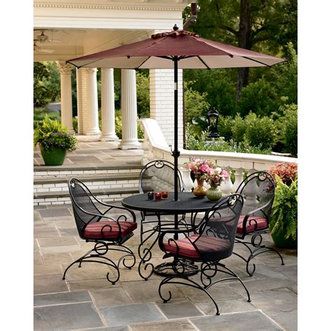 Country Living Wrought Iron Dining Set Find Comfort. Cool Patio Ideas For Small Spaces. Ideas To Decorate Small Patio. Pool Outdoor Furniture Perth. Small Patio Conversation Set. Building A Patio Drain. Small Apartment Patio Decor. Outdoor Patio With Fireplace Ideas. Discount Patio Furniture Utah
