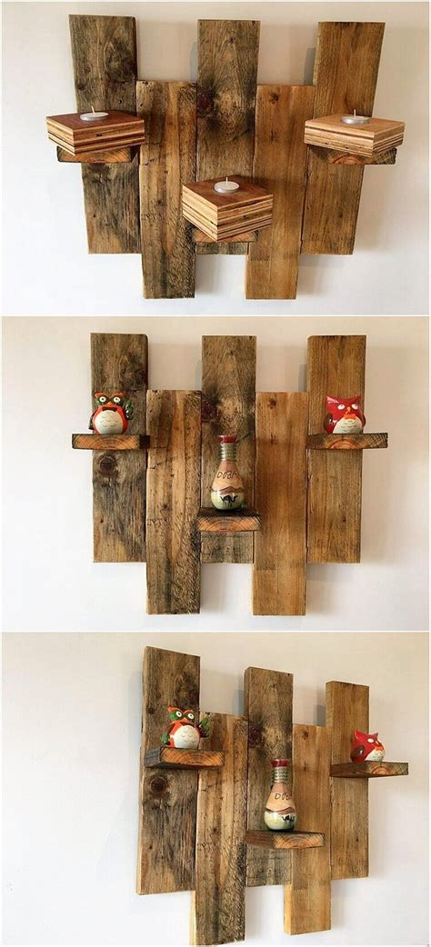 easy diy ideas   wood pallets pallet wood projects