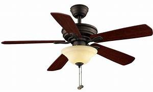 Hampton bay ceiling fan light bulb : Hampton bay altura inch ceiling fan review
