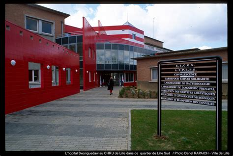 rue de la chambre des comptes lille chr hôpital swynghedauw nos équipements ville