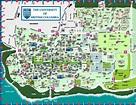 British columbia university map - Map of british columbia ...