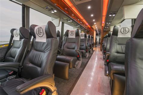 Your Ultimate Guide To Luxury Bus Travel Wanderu