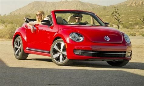 2013 Vw Beetle Convertible To Get Platform Shared With