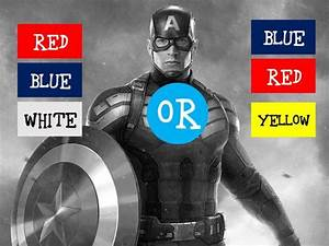 Can You Remember The Colors Of These Iconic Superheroes ...
